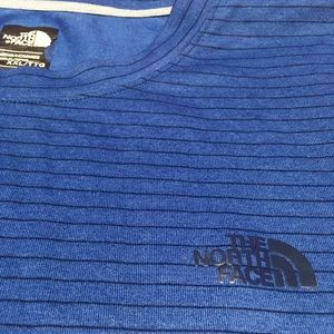 North Face stripped Tee
